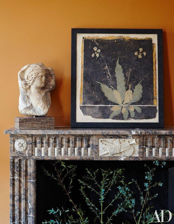88 Besten Art With Fireplaces Bilder Auf Pinterest
