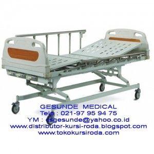 Ranjang Rumah Sakit ABS-3M Pusatnya Ranjang Pasien Rumah Sakit Berbagai Jenis. Harga Murah, Ordernya Mudah, Stock Banyak, Berkualitas Bisa Dikirim, Bisa Transfer Atau Bayar Ditempat.  Fast Response Call Customer Service Kami : Telepon : 08786 9000 900 / 08787 9000 900 / 021-9795 9475 / 021- 9795 9470 BBM : 29398F87 / 27811AD6 YM : CSGESUNDE   Grab It Fast !!!