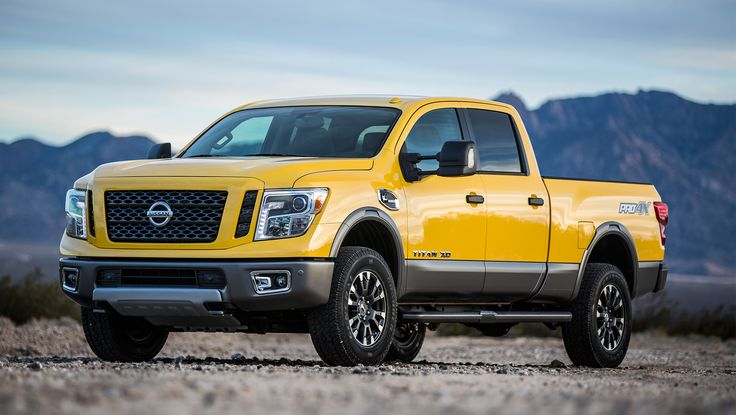 The all-new 2016 Nissan TITAN XD full-size pickup has been named one of three finalists for the 2016 North AmericanTruck/Utility of the Year (NATOY),...