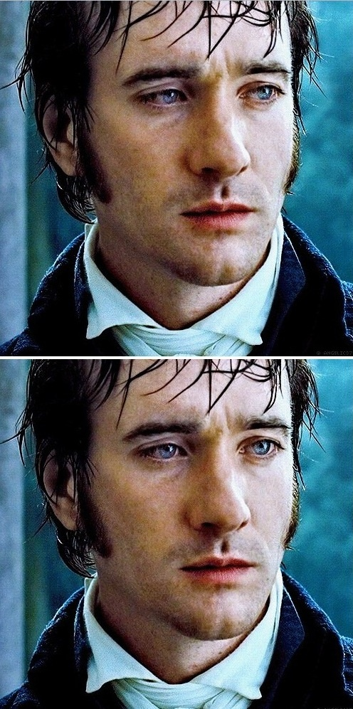 """In vain have I struggled. It will not do. My feelings will not be repressed. You must allow me to tell you how ardently I admire and love you."""