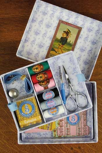 sajou thread box kit | sewing and knitting stuff to covet ...