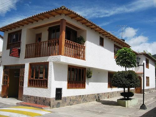 House, Iza, Boyaca, Colombia