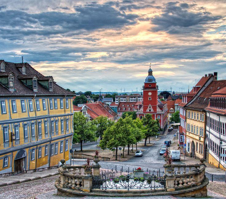 Gotha (Thüringen)- Deutschland | Bucket List ...