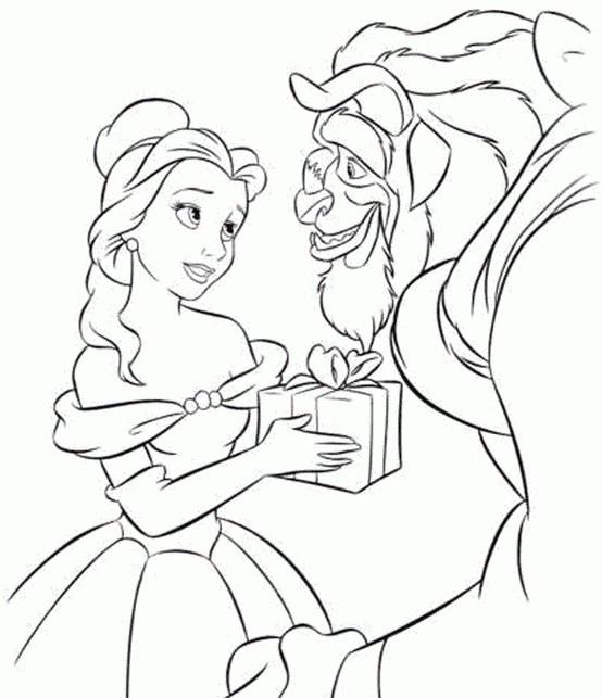 Dibujos para colorear - Disney