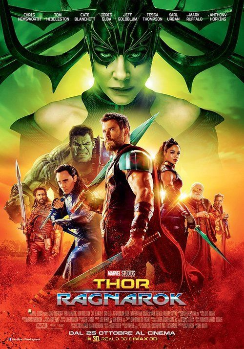 Thor Ragnarok (2017) Movie Download In Hindi 300MB – Worldfree4u