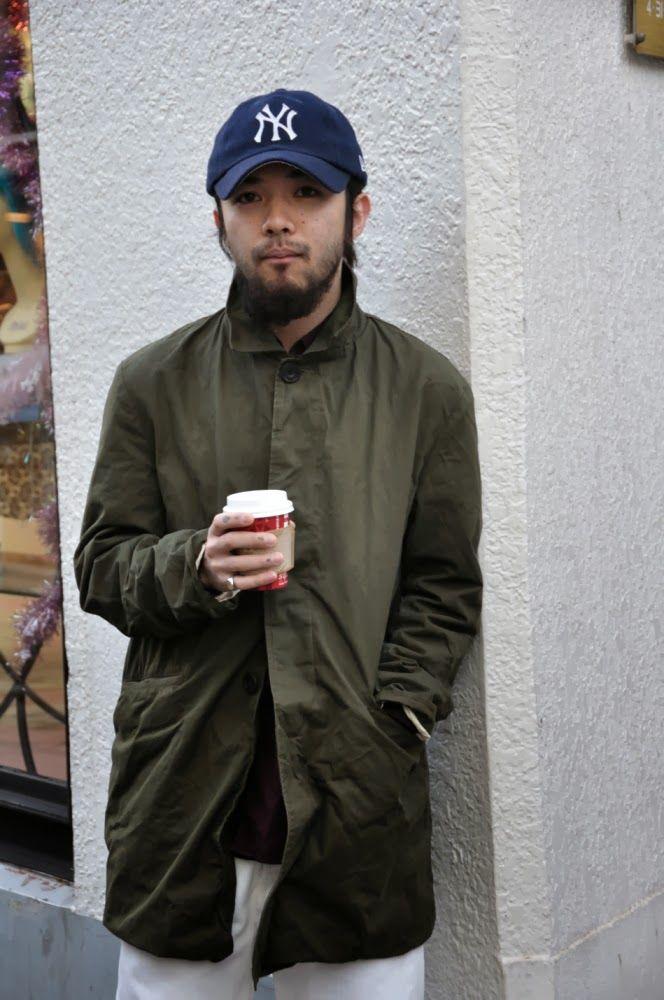 Image result for paul harnden mac coat