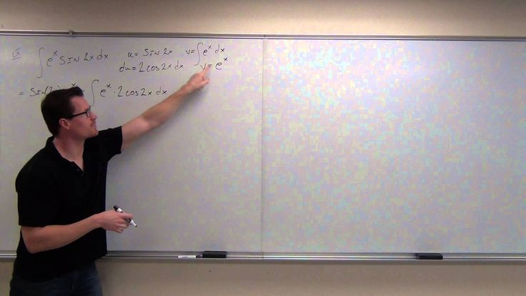 Calculus 2 Lecture 7.1: Integration By Parts Calculus 2 Lecture 7.1: Integration By Parts