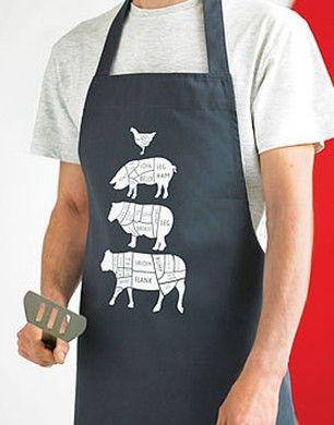 Butcher's Kitchen Apron
