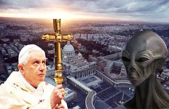 Vatican Astronomers - Prepare For 'Brother Extraterrestrial'