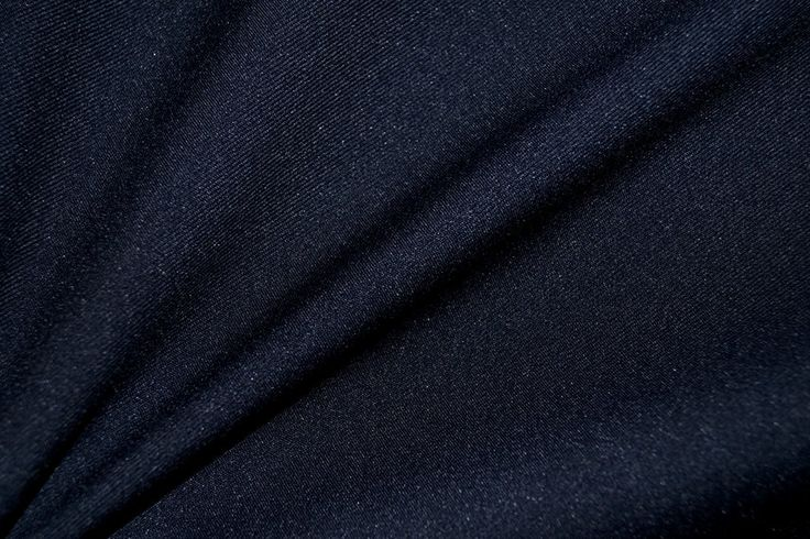 A27 polyester donkerblauw