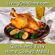 Quick And Easy Home Cooked Meals