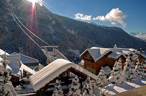Du #ski et du soleil à Vaujany, Alpes du Sud