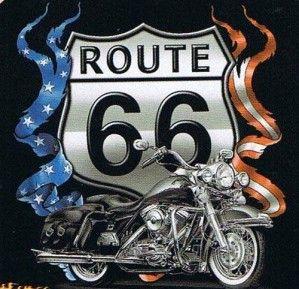 Route 66 Harley Tulsa OK | La Route 66 en Harley Davidson ! Où est le problème ? - LE BLOG DE ...
