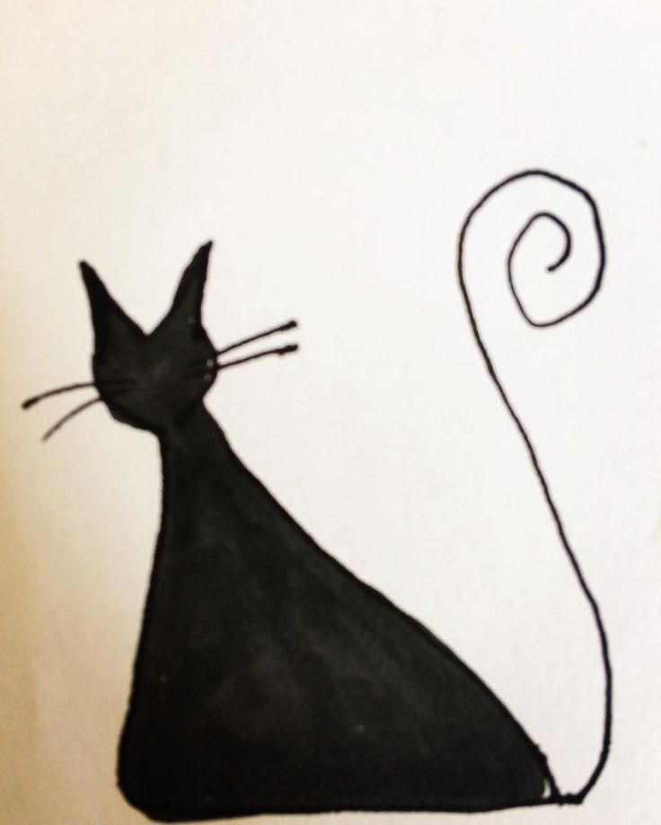 Hi! #blackcat #black #cat #fat #sanat #art #paint #painter #draw #drawing #pencilart #sketching #sketchbook #sketch #kedi #siyahkedi #blackandwhite #begeni #takip #follow #followme #follow #flowers #nice #happy http://turkrazzi.com/ipost/1524473334376397588/?code=BUoBGutD3sU