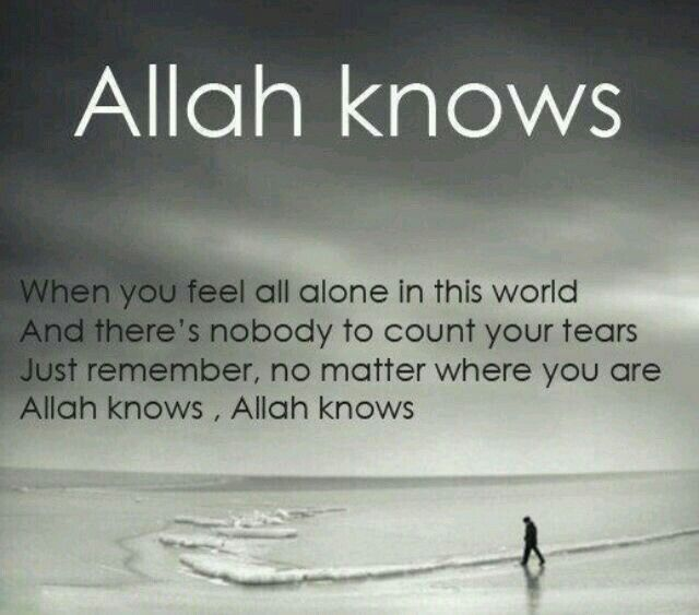 Allah knows better...