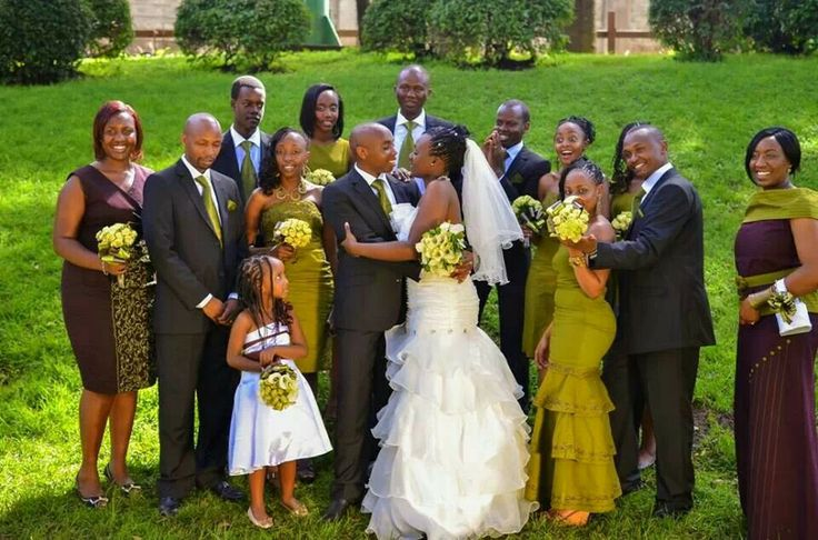 Wedding In Kenya, African Wedding