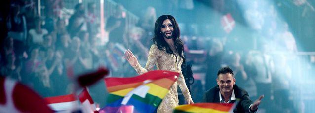 Conchita Wurst gewinnt den Eurovision Song Contest - Song Contest 2014 - derStandard.at › Kultur