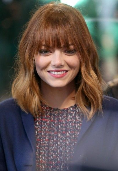 Emma Stone - 'Amazing Spider-Man 2' Cast Hangs with 'GMA'