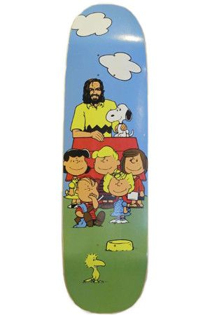 Sean Cliver - The 50 Greatest Skateboards of The 1990s | Complex
