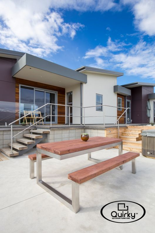 Quirky Outdoor Furniture - Wanaka Stainless Ltd
