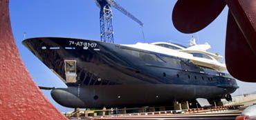 Superyacht Shipyard Marina Spain   Refits Repairs & Moorings   Port Denia