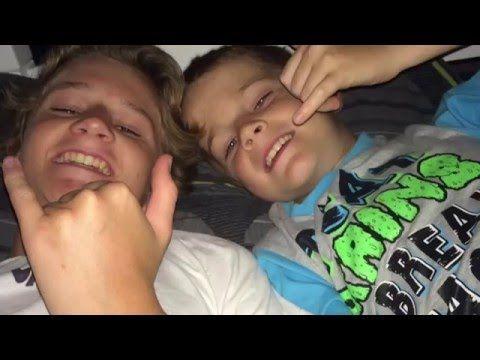 Fletcher Pilon - Infinite Child - Tribute to Banjo (Australia's Got Talent 2016) - YouTube