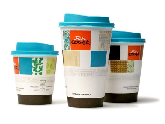 Coffe Packaging, Coffe Cups, Colors, Packaging Design, Coffee Cups, Graphics Design, Coffe Brand, Mint Design, Coast Coffe