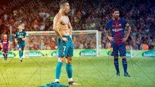 10 Impossible Goals Scored By Cristiano Ronaldo That Lionel Messi Will Never Score