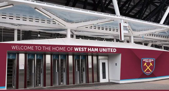 WEST HAM UNITED: New fan engagement coming for new stadium http://www.whufc.com/News/Articles/2016/February/12-February/The-Hammers-new-Stadium-Fortress?_ccCt=WZZ2y9KPAxpqUYrJB~IA0jMRDv7d7JIhs9xu8E_UuwLw~2jB88NSRUOxlSVKnggi