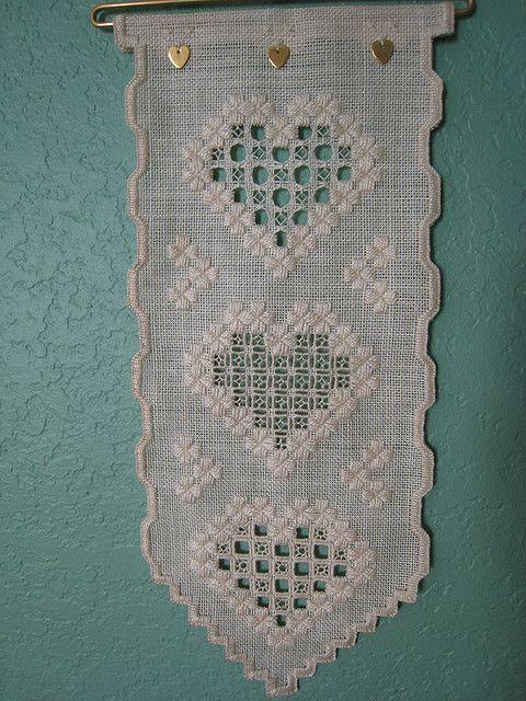 Hardanger Embroidery   Flickr: Intercambio de fotos