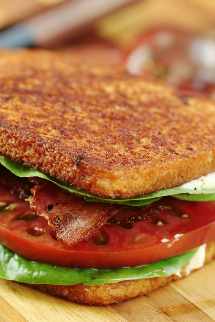 The BLT is the true king of the sandwich ring, and it's my favorite sandwich of all time.