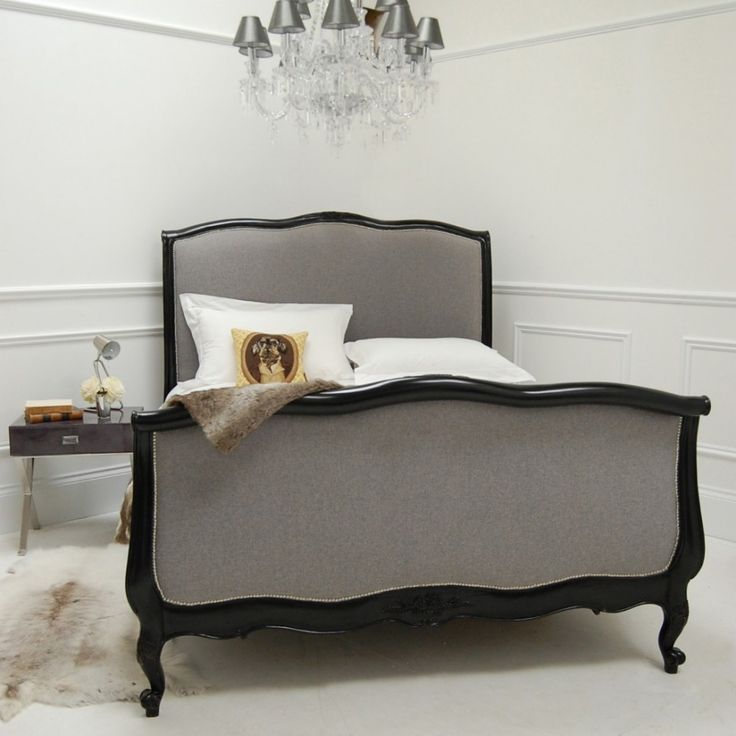 good looking studded headboard design ideas interesting classic upholstered headboard