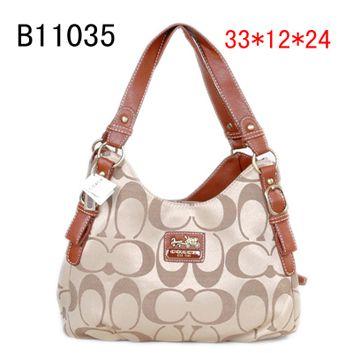 Coach Outlet - Coach Shoulder Bags No: 22027 [ COACH-1649] - $57.99 : Coach Outlet Canada Online