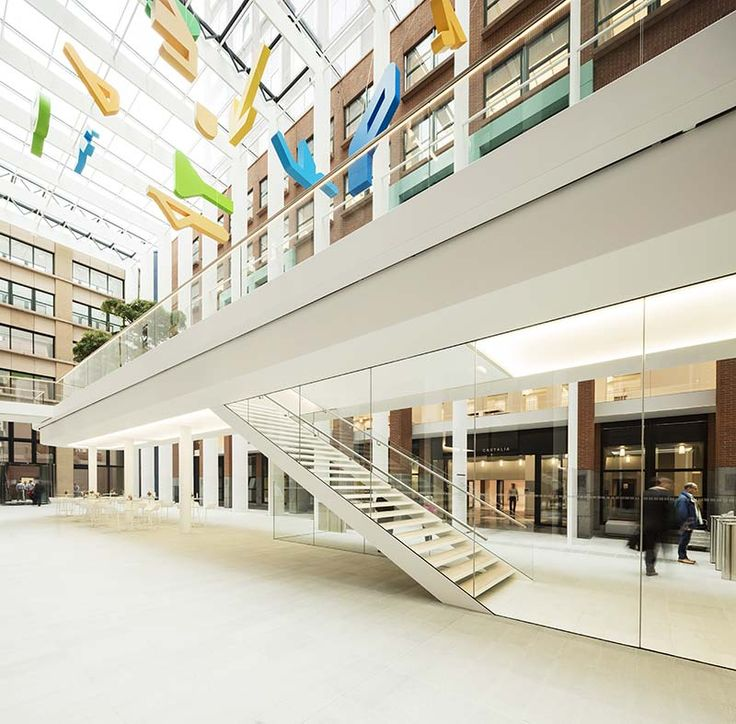 1125 best images about corporate on pinterest for Hofman dujardin architects