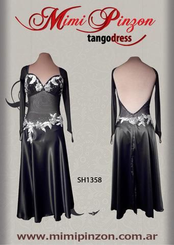 e832596d4da Vestido Tango Escenario SH1358 | Tango Salon Collection en 2019 ...