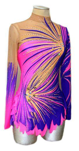 custom leotard www.paintyourdreams.it
