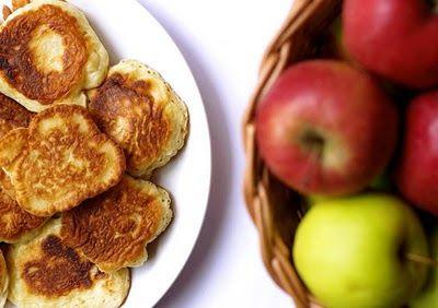 Stoliczku, nakryj się!: Z jabłkami