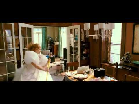 """Happy Working Song"" performed by Amy Adams from Disney's 2007 movie Enchanted."