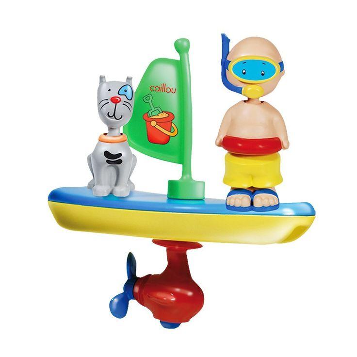 Giochi Preziosi CAL03000 –Tavola da surf di Caillou: Amazon.it: Giochi e giocattoli