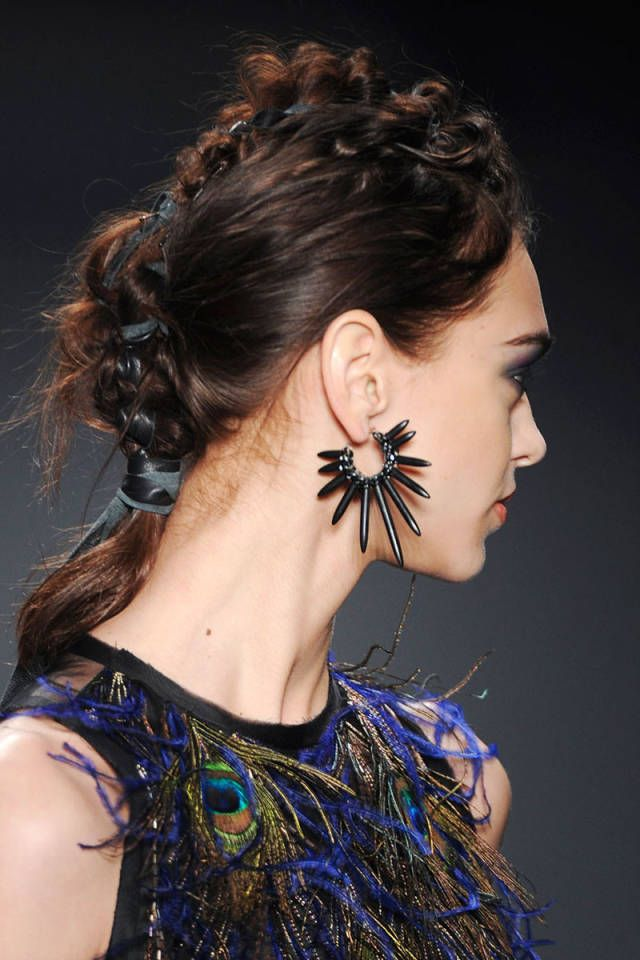 Braids and twists are a top hair trend for Fall 2014. Click to see the rest!