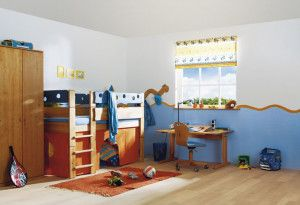 Amazing  Ideas For a Sea Themed Girl and Boys Room