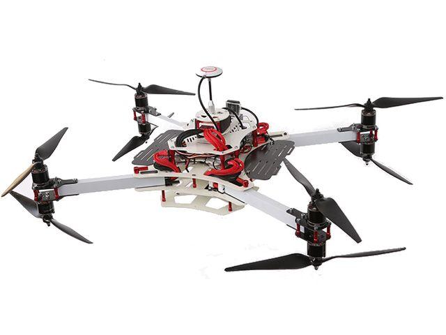 Vortex - Advanced Multirotor Drone Copter by Vortex Team — Kickstarter