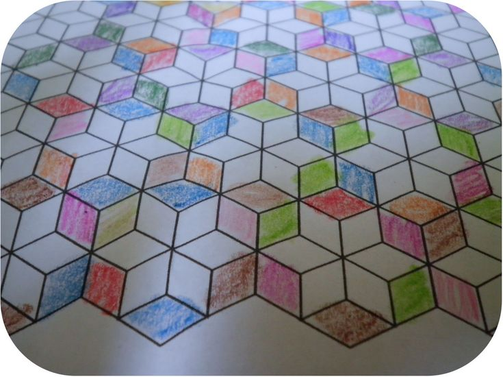 1000 Ideas About Tumbling Blocks On Pinterest Quilting