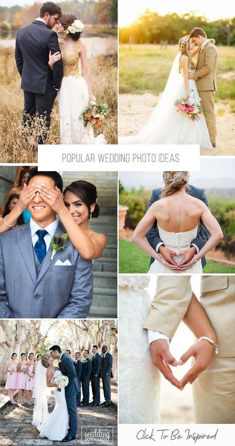 45 Fashionable Wedding ceremony Picture Concepts For Unforgettable Recollections