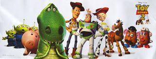 En toy story  los protagonistas son juguetes los protagonistas el vaquero Woody y el guardián espacial Buzz Lightyear, al principio rivaliz...