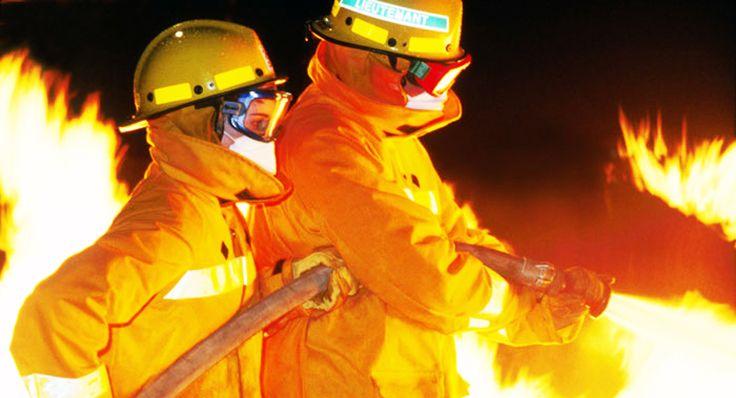 Firefighter-Salary
