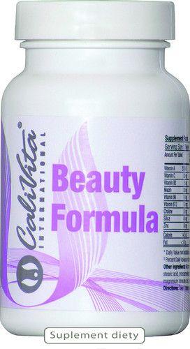 Beauty Formula: preparat witaminowo-mineralny wzmacniający skórę, włosy i paznokcie