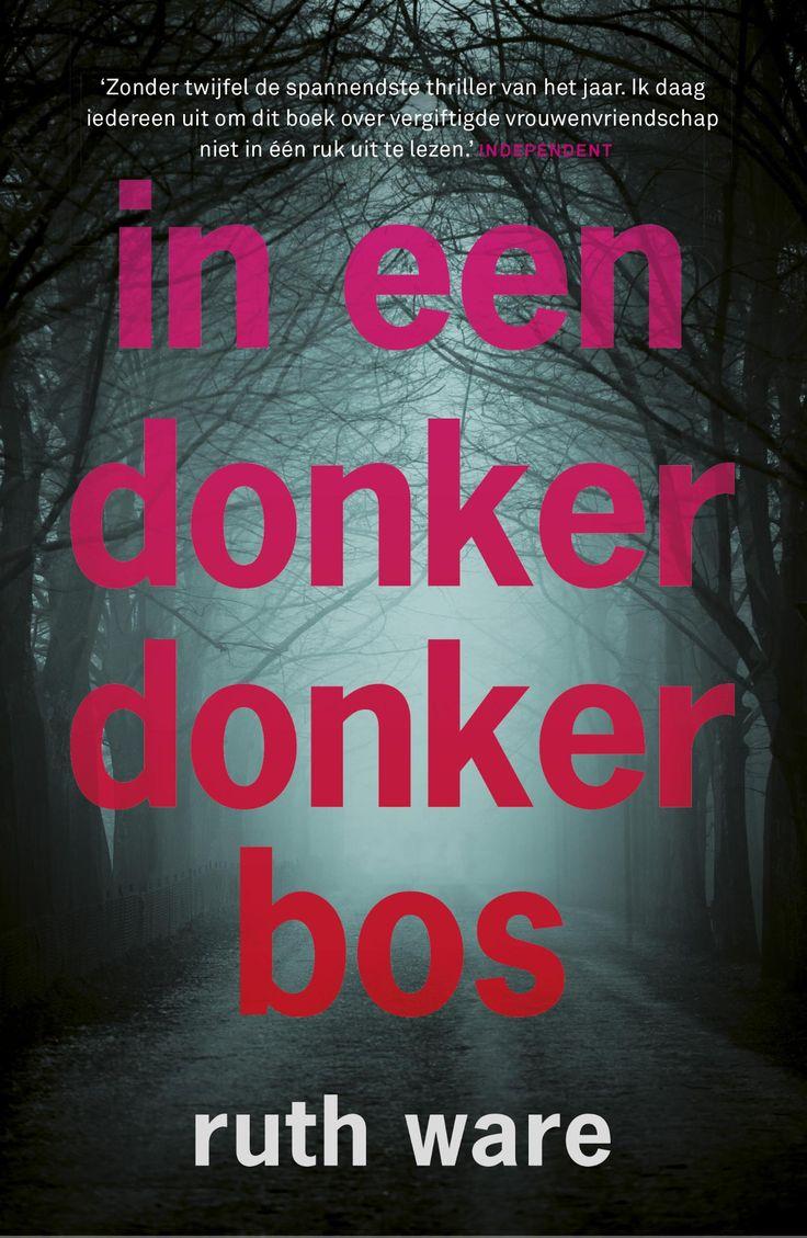 Gevonden via Boogsy: #ebook In een donker, donker bos van Ruth Ware (vanaf € 12,99; ISBN 9789024570775). In een donker, donker bos van Ruth Ware is een psychologische thriller met een geraffineerde plot, onverwachte wendingen en een loepzuivere kijk op vergiftigde vrouwenvriendschappen. Voor de lezers van Het meisje in de trein en Gone Girl. Nora wordt, out of the blue, uitgenodigd voor het vrijgezellenfeest van Clare, die ze al tien jaar niet heeft gezien. Is dit een kans om... [lees…