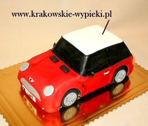 Tort Mini z Cukierni Krakowskich Wypieki