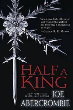 BesteBoeken.be: Half a King: niet in het Nederlands verschenen maar voor mij de beste serie van Abercrombie. Vechten, bloed en gevloek, meer moet dat niet zijn. Een trilogie die voor mij tot de beste recent verschenen fantasyboeken mag gerekend worden.